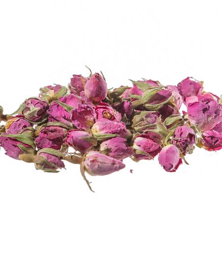 ROSA MOSCATA boccioli rosa 500G