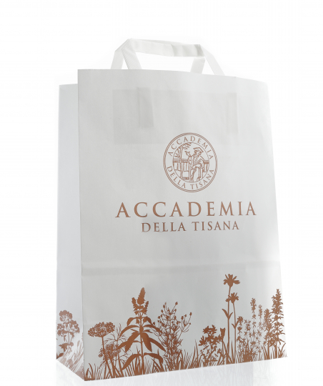 Shopper carta Accademia della Tisana