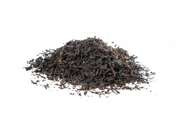TE' NERO EARL GREY foglie aromatizzato al BERGAMOTTO