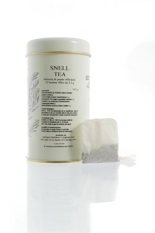 SNELL TEA filtri