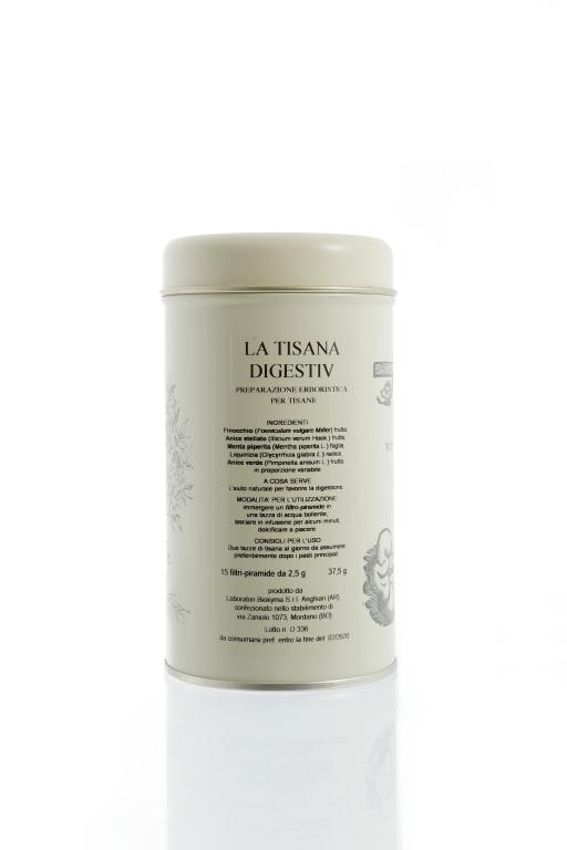 "LA TISANA ""DIGESTIV"" - PIRAMIDALE"