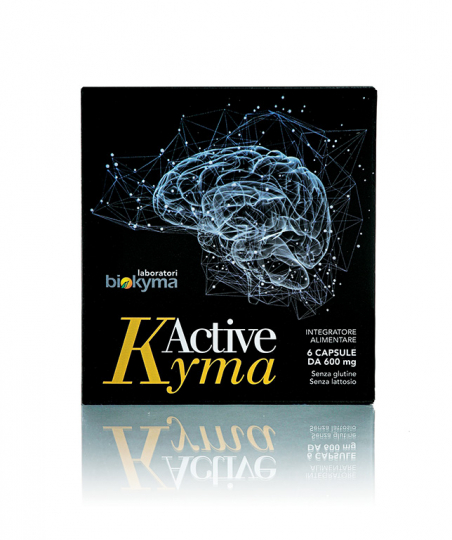 ACTIVE KYMA 6 cps. VG 600mg in BLISTER