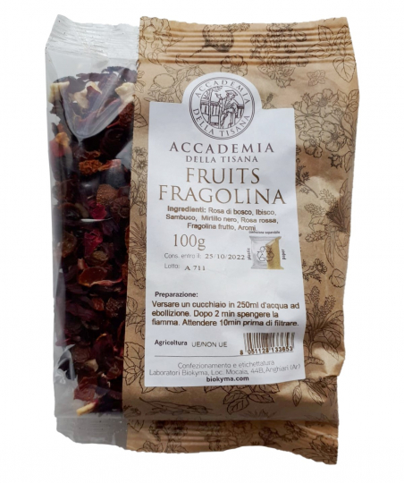 FRUITS FRAGOLINA conf. 100g