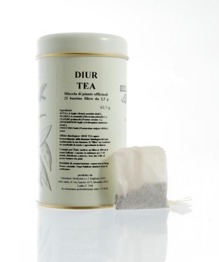 DIUR TEA filtri
