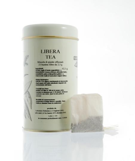 LIBERA TEA filtri