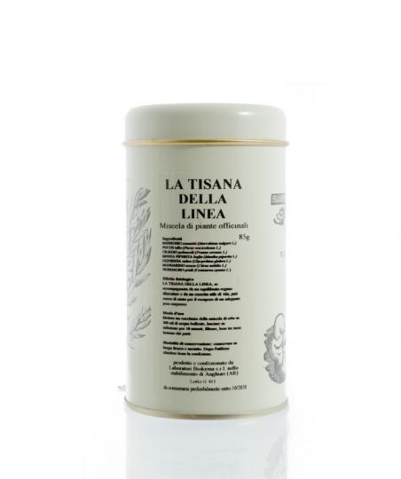 Mix LA TISANA DELLA LINEA 85g