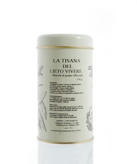 Mix LA TISANA DEL LIETO VIVERE 150g