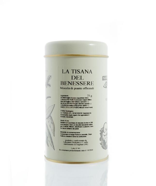Mix LA TISANA DEL BENESSERE 75g