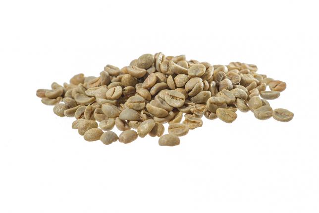 CAFFE' VERDE grani interi