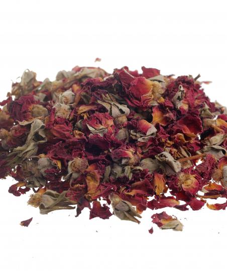 ROSA ROSSA fiori interi